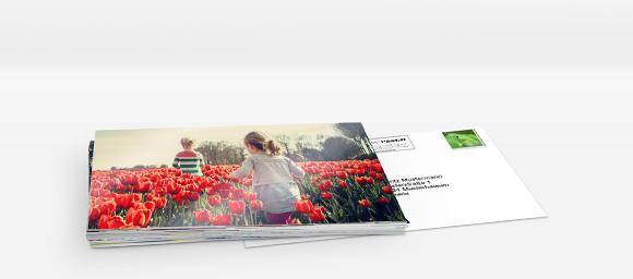 Foto-Postkarten online gestalten und bestellen Foto-Postkarten online gestalten und bestellen